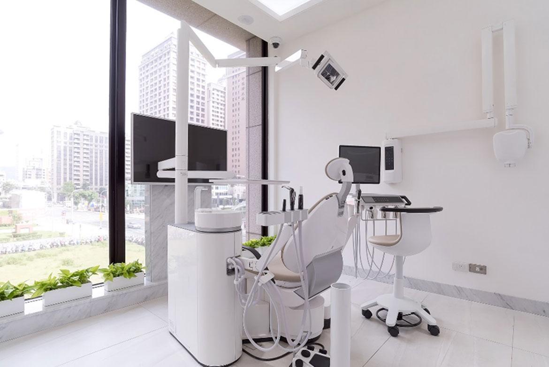 日本原裝SOARIC診療椅,給您最舒適的診療體驗